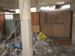Der Ladenraum im Mai 2012